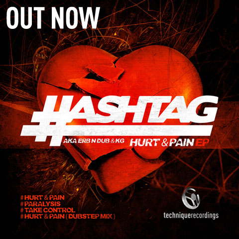 Hashtag - Hurt & Pain EP