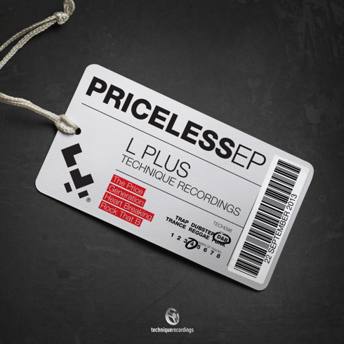 L Plus - Priceless EP