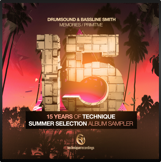 OUT NOW - Drumsound & Bassline Smith - Memories / Primitive