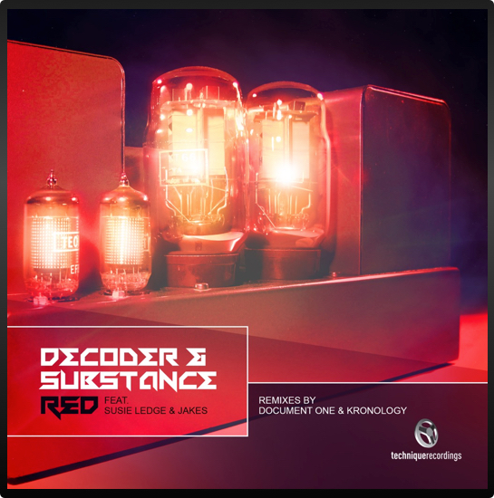 Decoder & Substance red feat. susie ledge & Jakes